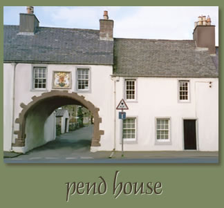 Pend House - Self Catering Accommodation